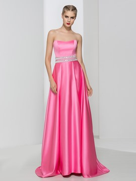 Ericdress Sweetheart Beading Long Prom Dress