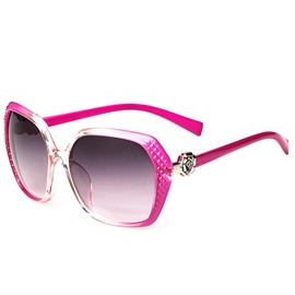 Ericdress Elegant Carving Rose Sunglasses