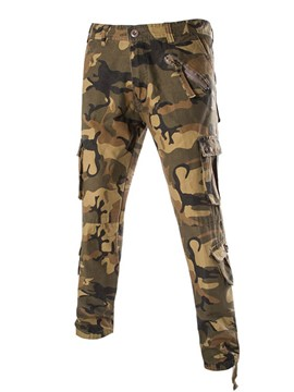 Ericdress Camouflage Casual Sports Men's Pants