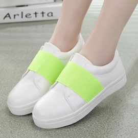 Ericdress Contrast Color Women's Sneakers