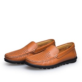 Ericdress Low-Cut Upper Plain Men's Loafers
