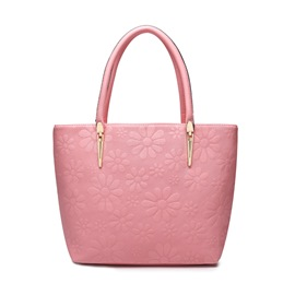 Ericdress Versatile Floral Pattern Handbag For Women