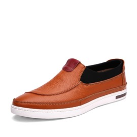 Ericdress Solid Pu Color Men's Casual Shoes