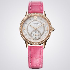 Ericdress Ladylike Diamond Dial Quartz Watch For Women