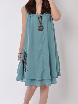 Ericdress Loose Casual Dress