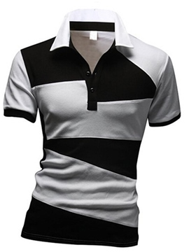Ericdress Street Style Casual Short Sleeve Men's T-Shirt