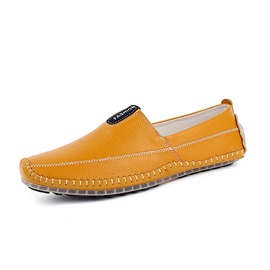 Ericdress New Patent Leather Men's Moccasin-Gommino