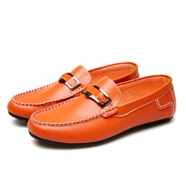 Ericdress Comfortable Pu Men's Moccasin-Gommino