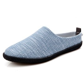 Ericdress Linen Breathable Slip-On Casual Shoes