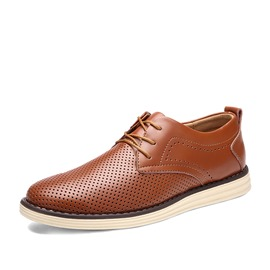 Ericdress Round Toe Flat Heel Low-Cut Men's Oxfords