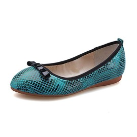 Ericdress Lovely Bowtie Decorated Flats