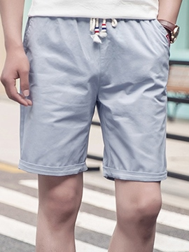 Ericdress Casual Half Leg Men's Shorts