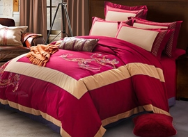 Ericdress Solid Color Cotton Bedding Sets