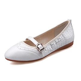 Ericdress Delicate Buckles Decorated Flats
