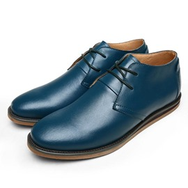 Ericdress Patent Leather Round Toe Men's Oxfords
