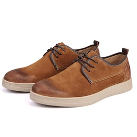 Ericdress All Match Suede Men's Casual Shoes