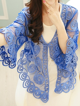 Ericdress Lace Sun Protective Cape