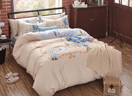 Ericdress Leisure Enjoyable Life Cotton Bedding Sets