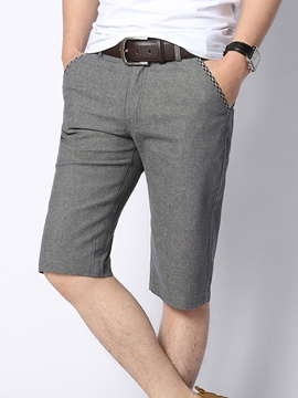 Ericdress Straight Casual Men's Shorts
