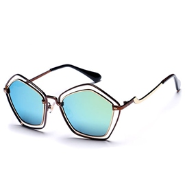 Ericdress Irregular Polarized Sunglasses