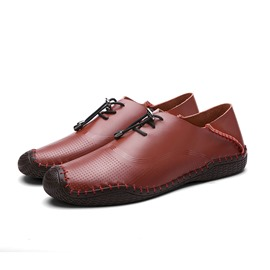 Ericdress Classic Patent Leather Men's Casual Shoes