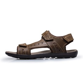 Ericdress Solid Color Men's Beach Sandals