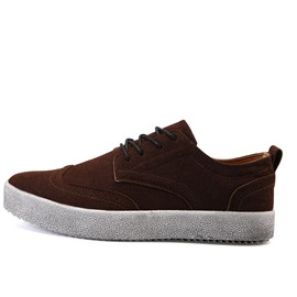 Ericdress Lace-Up Thick Men's Casual Shoes