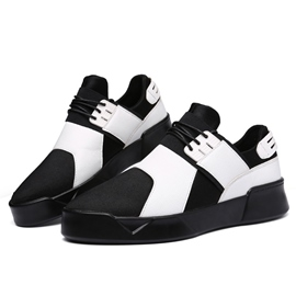 Ericdress Color Block PU Men's Athletic Shoes