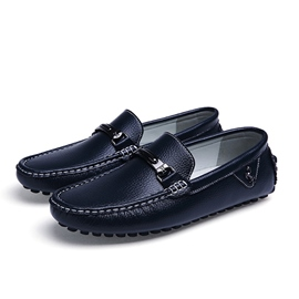 Ericdress Popular Patent Leather Men's Loafers