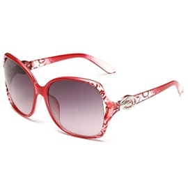 Ericdress Vintage Anti UV Sunglasses