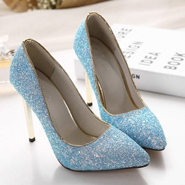 Ericdress Shining Sequins Pumps