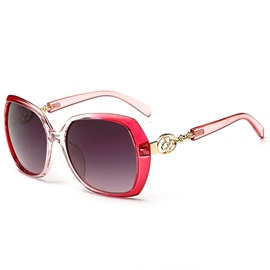 Ericdress Graceful Hollow Flower Decorated Sunglasses