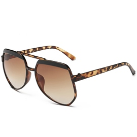 Ericdress Vintage Eyebrow Sunglasses