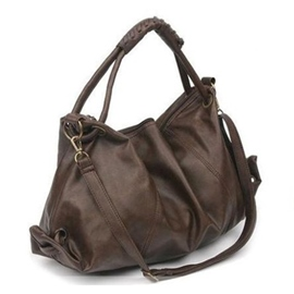 Ericdress Casual Solid Color Handbag