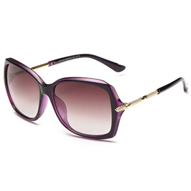 Ericdress Trendy Big Frame Sunglasses