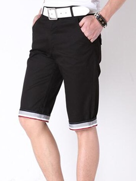 Ericdress Multi-Color Straight Casual Men's Shorts