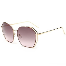 High-Grade Double Color Sunglasses