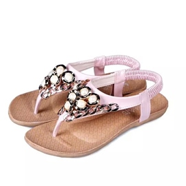 Ericdress New Clip Toe Flat Sandals