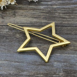 Ericdress Hollow Star Hair Clip