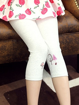 Ericdress Mid-Calf Girls Leggings