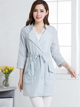 Ericdress Sweet Casual Coat