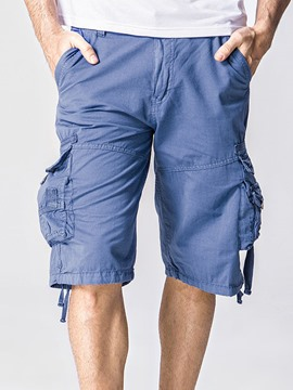 Ericdress Half Leg Casual Loose Men's Shorts