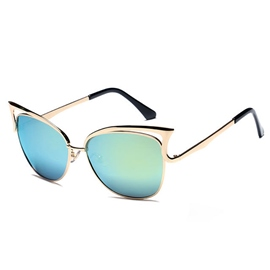 Ericdress Celebrity Cat Eye Polarized Sunglasses
