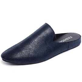 Ericdress Solid Color Men's Slip on Sandals