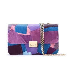 Ericdress Leisure Colorful Patchwork Crossbody Bag