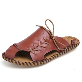 Ericdress Casual Thread Slip-On Men's Sandals