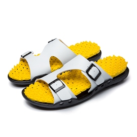 Ericdress Summer Open Toe Slip-On Men's Sandals