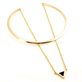 Ericdress Novelty Triangle Design Necklace