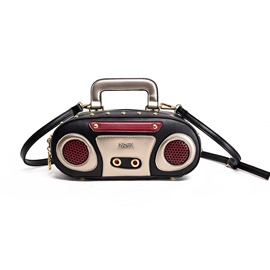 Ericdress Vintage Radio Design Shoulder Bag