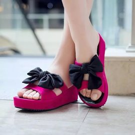 Ericdress Comfortable Bowtie Mules Shoes